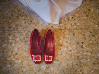Le nozze di Martina e Didier 1