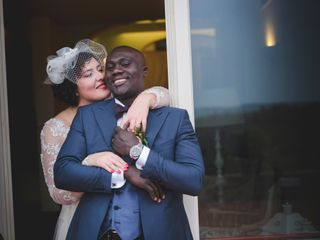 Le nozze di Martina e Didier