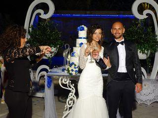 Le nozze di Domenica  e Michele