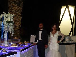 Le nozze di Domenica  e Michele  1