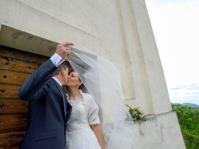 le nozze di Elisa e Gianpiero