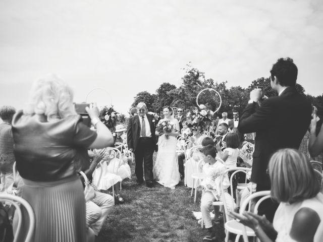 Il matrimonio di Simone e Francesca a San Floriano del Collio, Gorizia 17