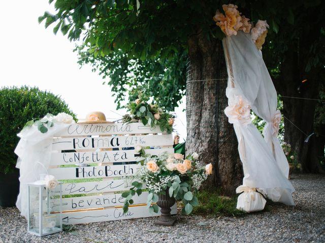 Il matrimonio di Simone e Francesca a San Floriano del Collio, Gorizia 27