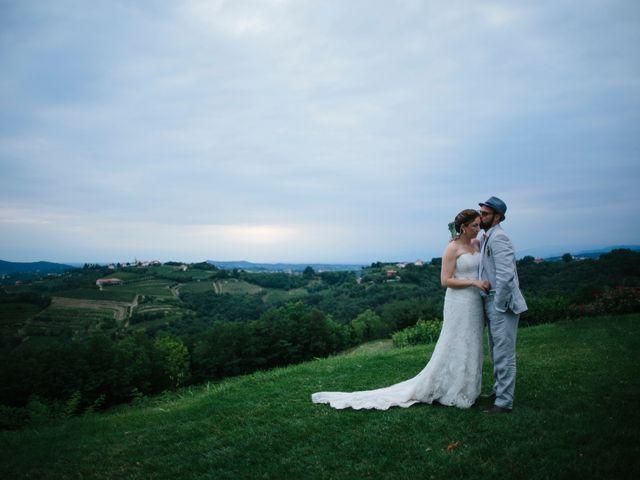 Il matrimonio di Simone e Francesca a San Floriano del Collio, Gorizia 35
