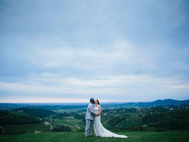 Il matrimonio di Simone e Francesca a San Floriano del Collio, Gorizia 37