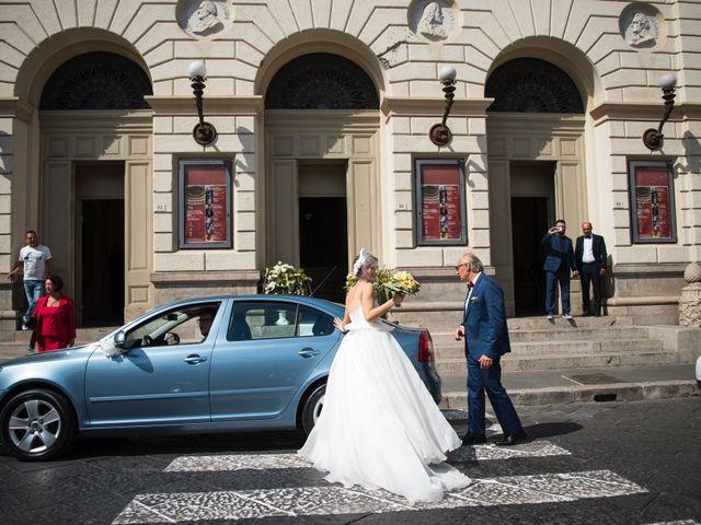 Il matrimonio di Giuseppe e Daniela a Caserta, Caserta 27