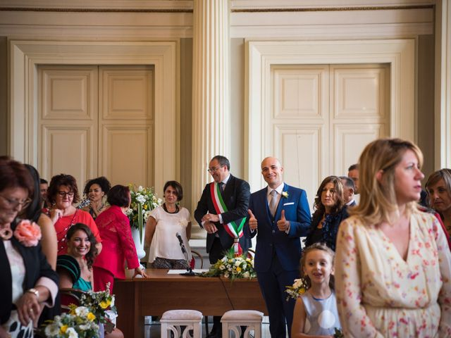 Il matrimonio di Giuseppe e Daniela a Caserta, Caserta 29