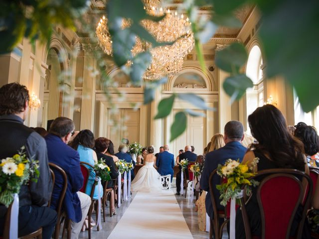 Il matrimonio di Giuseppe e Daniela a Caserta, Caserta 36