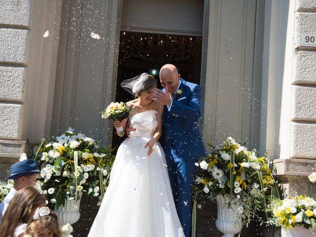 Il matrimonio di Giuseppe e Daniela a Caserta, Caserta 69