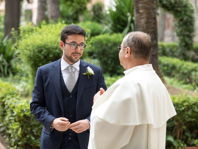 Il matrimonio di Federico e Gabriella a Roma, Roma 22