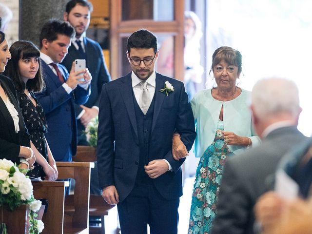 Il matrimonio di Federico e Gabriella a Roma, Roma 23