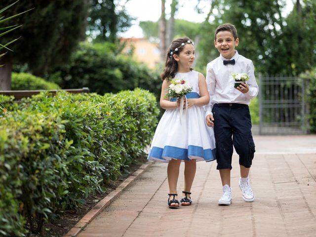 Il matrimonio di Federico e Gabriella a Roma, Roma 24