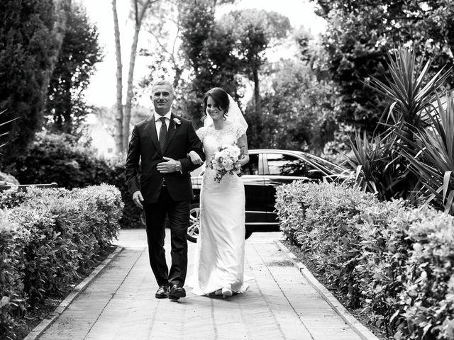 Il matrimonio di Federico e Gabriella a Roma, Roma 27