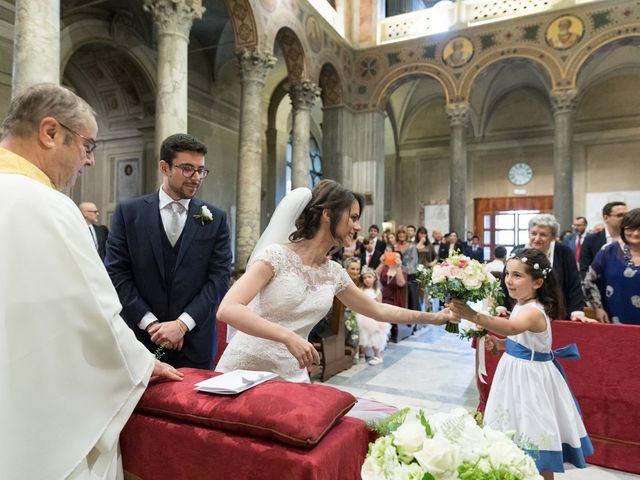 Il matrimonio di Federico e Gabriella a Roma, Roma 31