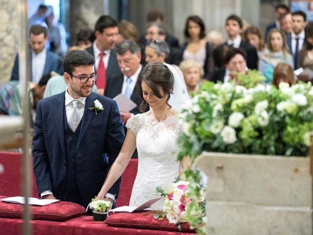 Il matrimonio di Federico e Gabriella a Roma, Roma 32