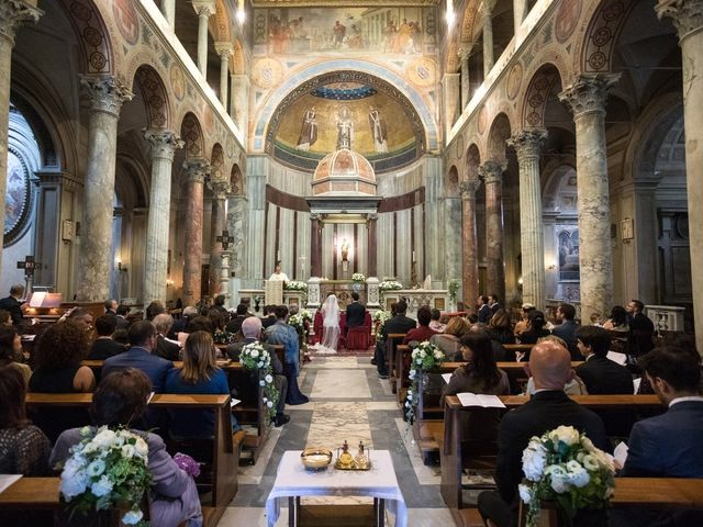 Il matrimonio di Federico e Gabriella a Roma, Roma 33