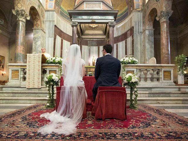 Il matrimonio di Federico e Gabriella a Roma, Roma 34