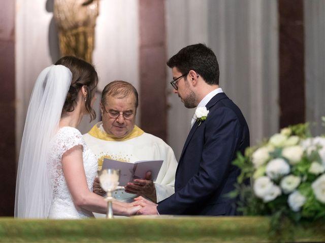 Il matrimonio di Federico e Gabriella a Roma, Roma 39