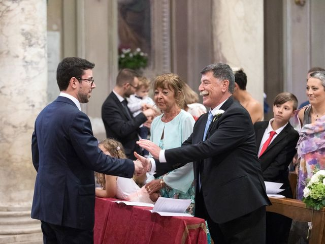 Il matrimonio di Federico e Gabriella a Roma, Roma 40