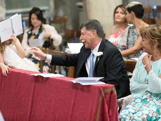 Il matrimonio di Federico e Gabriella a Roma, Roma 43