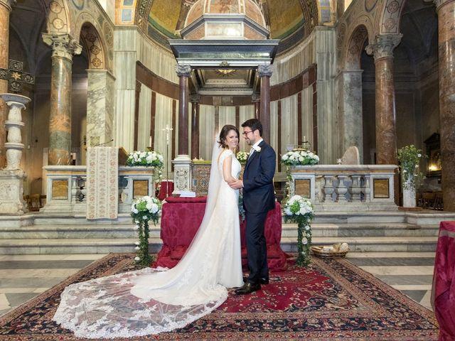 Il matrimonio di Federico e Gabriella a Roma, Roma 44