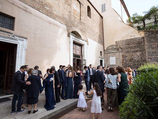 Il matrimonio di Federico e Gabriella a Roma, Roma 54
