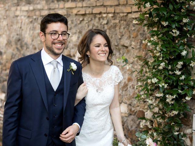 Il matrimonio di Federico e Gabriella a Roma, Roma 60