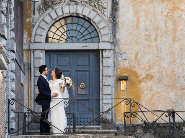 Il matrimonio di Federico e Gabriella a Roma, Roma 67