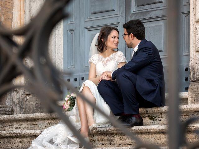 Il matrimonio di Federico e Gabriella a Roma, Roma 68
