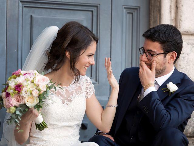Il matrimonio di Federico e Gabriella a Roma, Roma 69