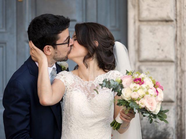 Il matrimonio di Federico e Gabriella a Roma, Roma 70
