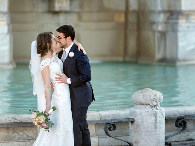 Il matrimonio di Federico e Gabriella a Roma, Roma 71