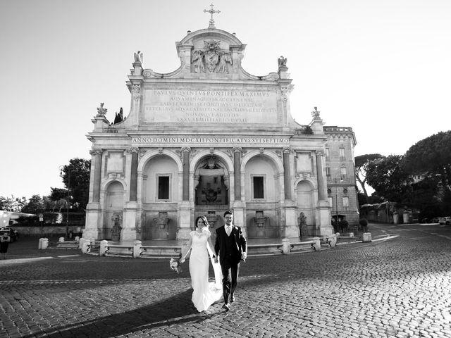 Le nozze di Gabriella e Federico