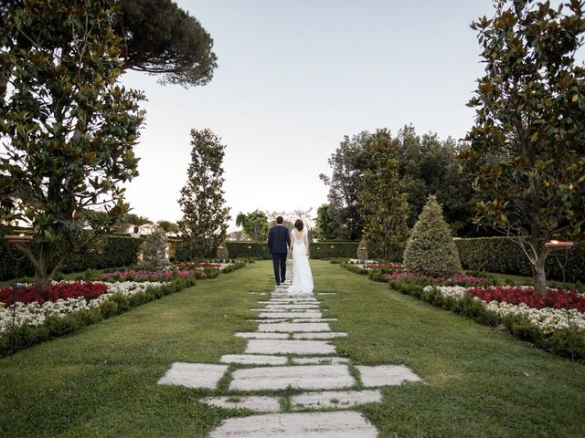 Il matrimonio di Federico e Gabriella a Roma, Roma 96