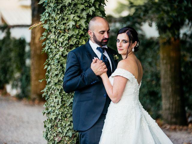 le nozze di Victoria e Ferruccio