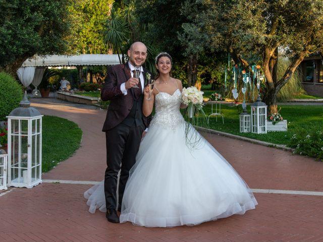 Le nozze di Alessia e Gabriele