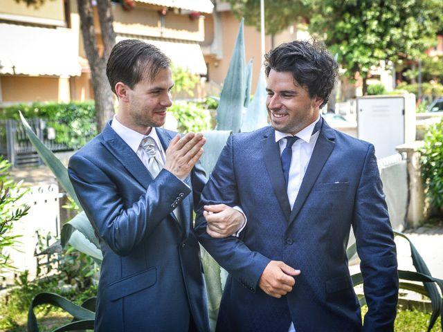 Il matrimonio di Fabrizio e Arianna a Gatteo, Forlì-Cesena 2
