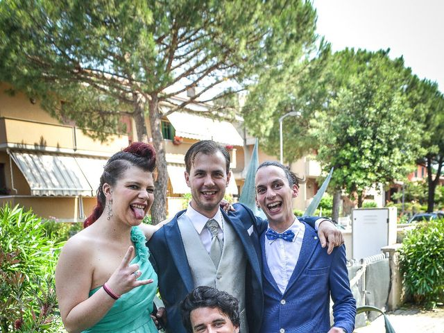 Il matrimonio di Fabrizio e Arianna a Gatteo, Forlì-Cesena 4