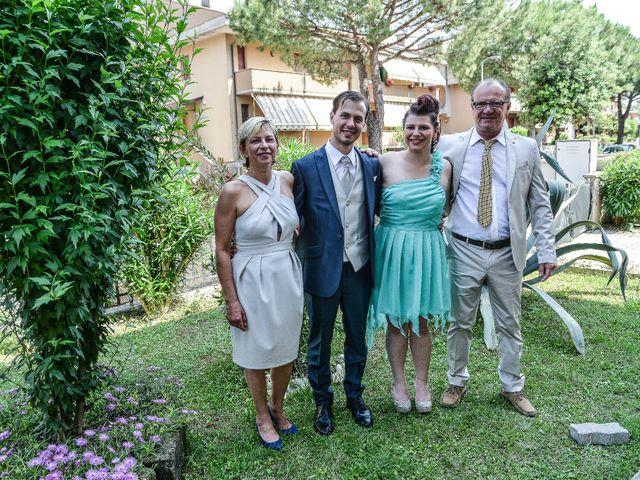 Il matrimonio di Fabrizio e Arianna a Gatteo, Forlì-Cesena 5