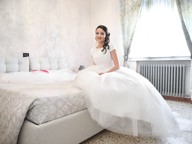 Il matrimonio di Fabrizio e Arianna a Gatteo, Forlì-Cesena 11