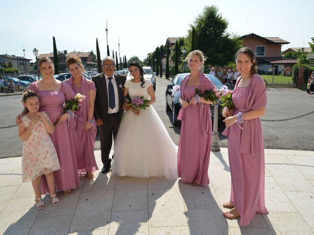 Il matrimonio di Fabrizio e Arianna a Gatteo, Forlì-Cesena 15