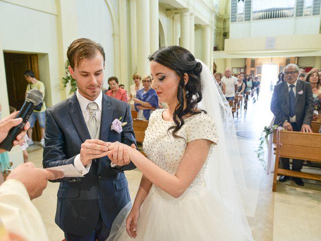 Il matrimonio di Fabrizio e Arianna a Gatteo, Forlì-Cesena 17
