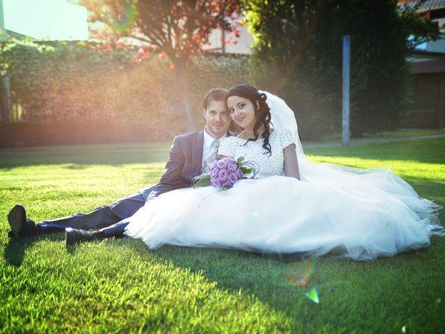 Il matrimonio di Fabrizio e Arianna a Gatteo, Forlì-Cesena 27