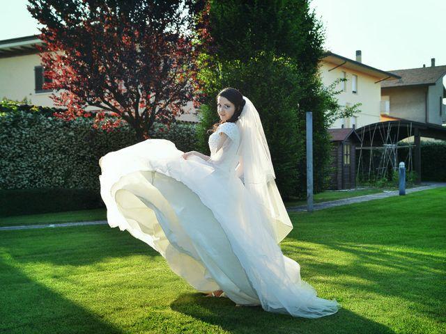 Il matrimonio di Fabrizio e Arianna a Gatteo, Forlì-Cesena 32