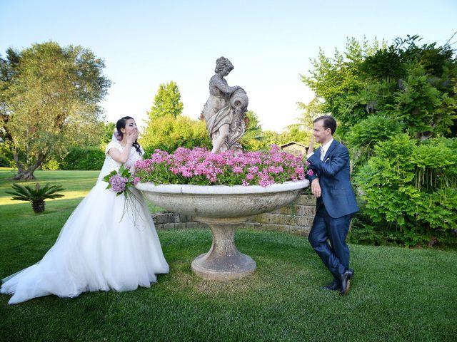 Il matrimonio di Fabrizio e Arianna a Gatteo, Forlì-Cesena 34