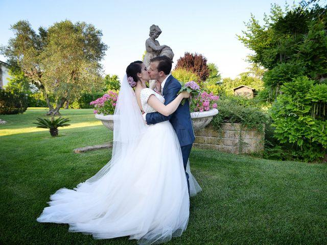 Il matrimonio di Fabrizio e Arianna a Gatteo, Forlì-Cesena 35