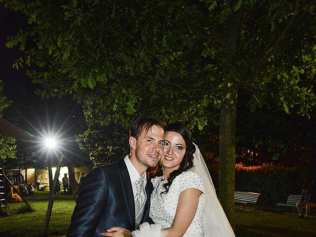 Il matrimonio di Fabrizio e Arianna a Gatteo, Forlì-Cesena 39