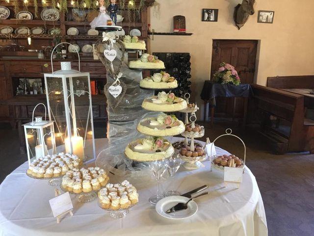 Il matrimonio di Federico  e Michela  a Aosta, Aosta 8