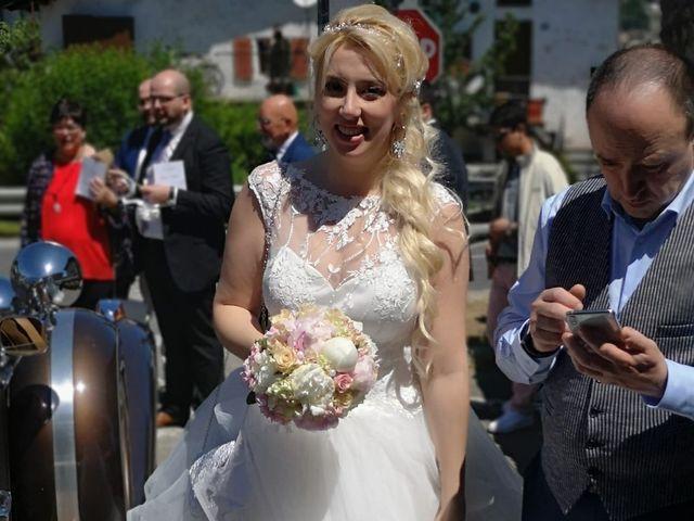 Il matrimonio di Federico  e Michela  a Aosta, Aosta 10