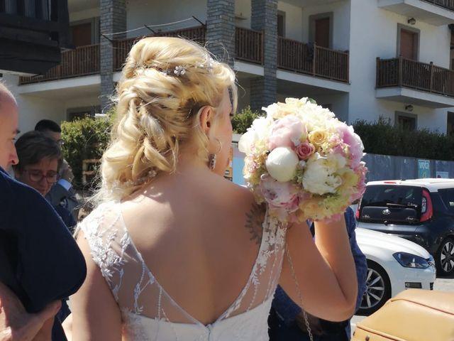 Il matrimonio di Federico  e Michela  a Aosta, Aosta 11